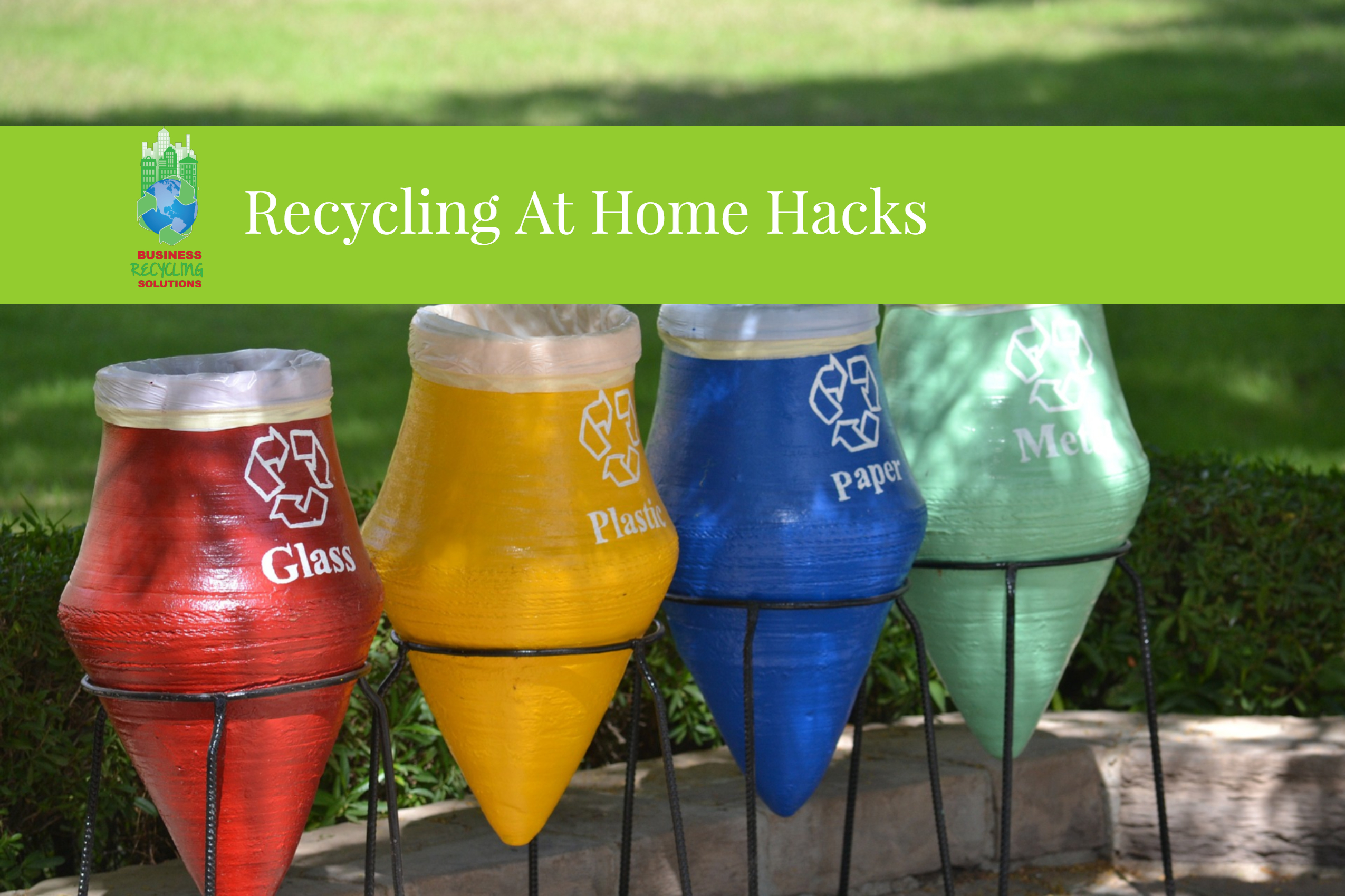 Recycling At Home Hacks